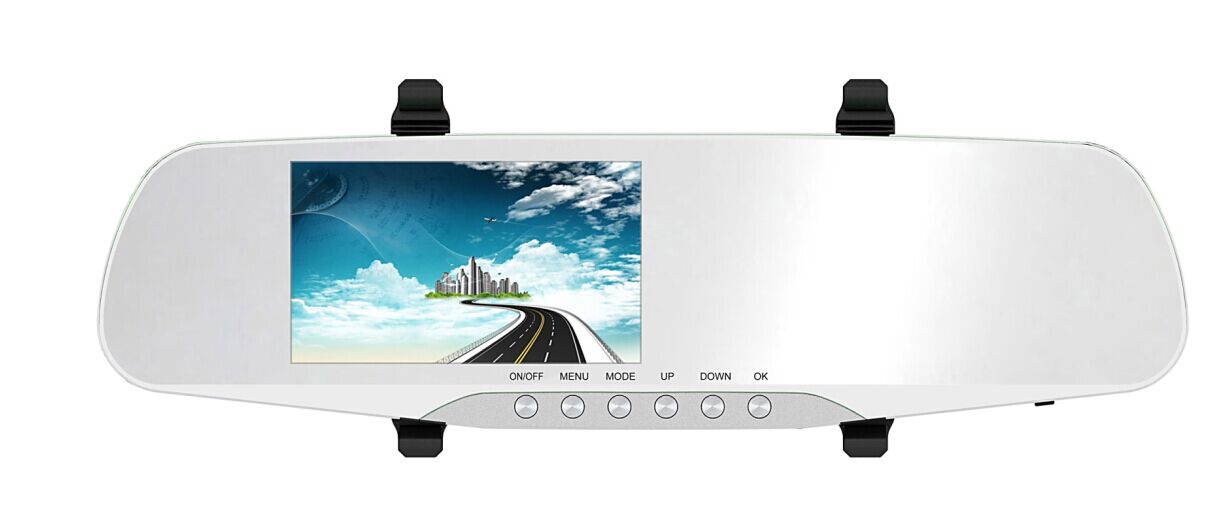 chuangseerC103Rearview mirrow Car camera